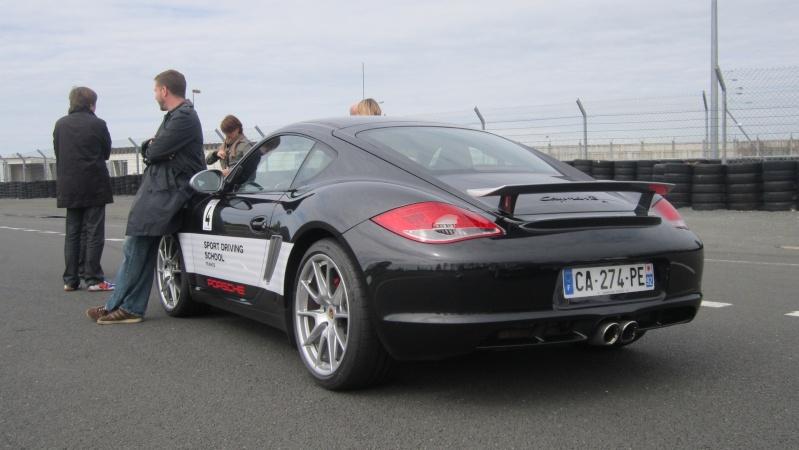Stage Porsche Sport Driving School  Performance - circuit Maison Blanche le 7/05 01210