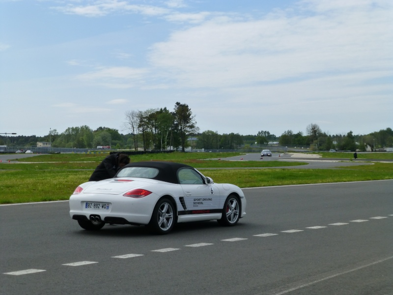 Stage Porsche Sport Driving School  Performance - circuit Maison Blanche le 7/05 04612