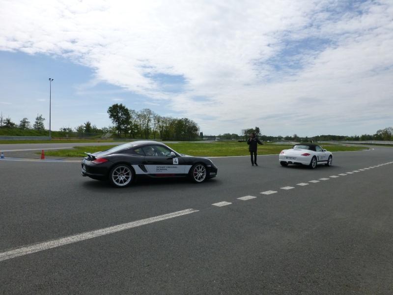 Stage Porsche Sport Driving School  Performance - circuit Maison Blanche le 7/05 05410