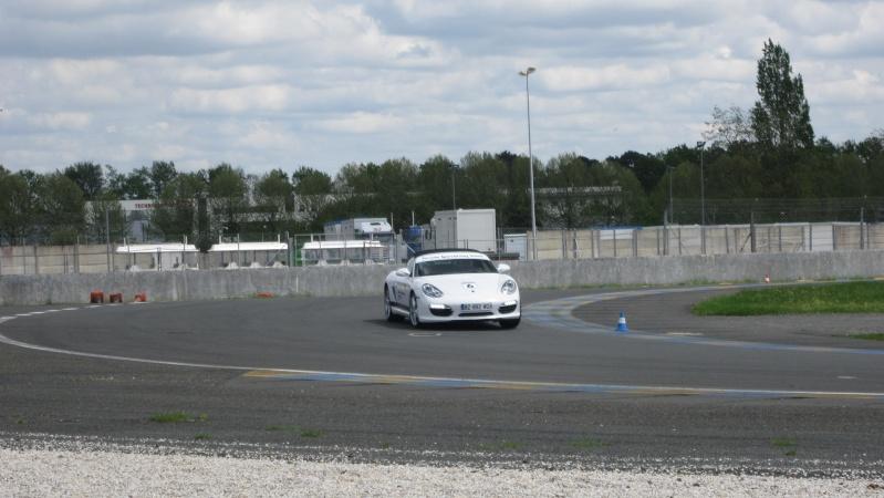 Stage Porsche Sport Driving School  Performance - circuit Maison Blanche le 7/05 05810