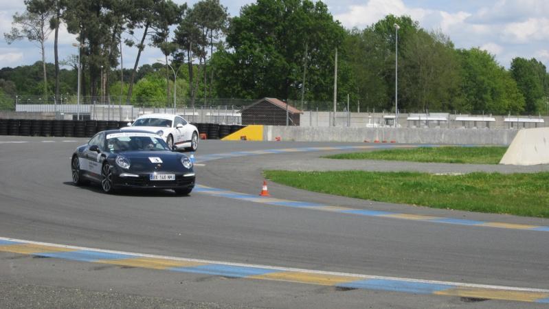 Stage Porsche Sport Driving School  Performance - circuit Maison Blanche le 7/05 07510