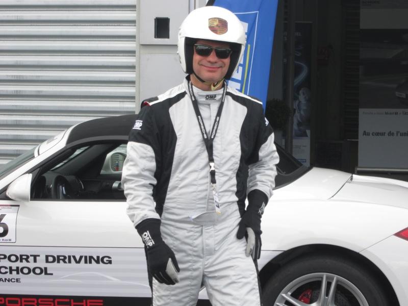 Stage Porsche Sport Driving School  Performance - circuit Maison Blanche le 7/05 08610