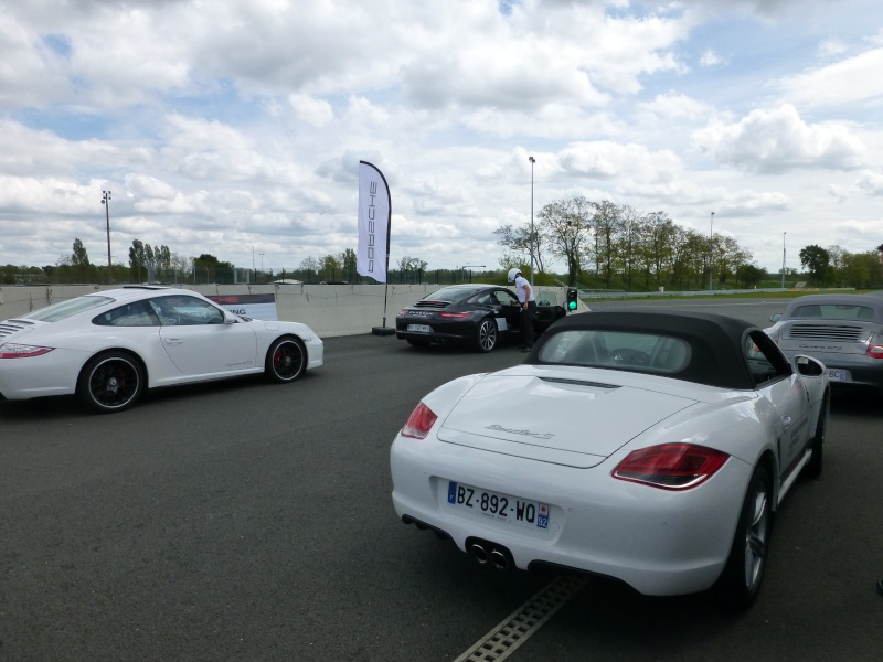 Stage Porsche Sport Driving School  Performance - circuit Maison Blanche le 7/05 09310