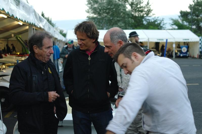 Une aventure mémorable, j'ai participé au Mans Classic 2012 en Porsche 906... - Page 2 Franco15