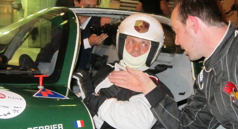 Une aventure mémorable, j'ai participé au Mans Classic 2012 en Porsche 906... - Page 2 Le_man11