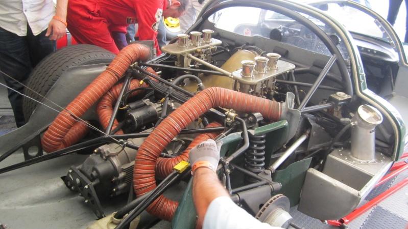 Une aventure mémorable, j'ai participé au Mans Classic 2012 en Porsche 906... - Page 2 Le_man13