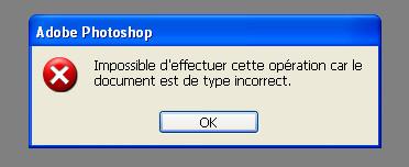 Adobe Photoshop ne veut pas des fichiers DDS. Dds10