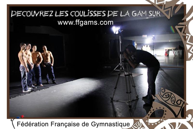 Championnats d'Europe GAM 2012 à Montpellier Lancem10