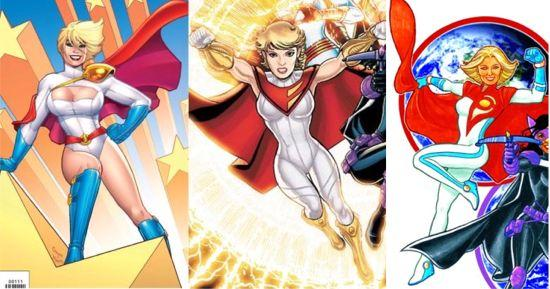 Supergirl in comics Power-10