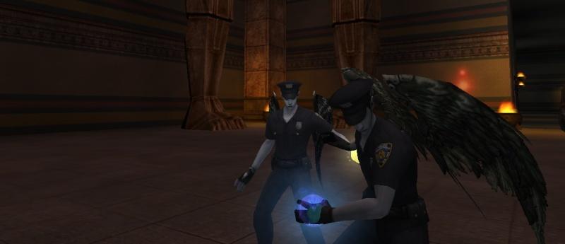 LES BRAS EN L'AIR ! POLIIIIIICE !! Police10