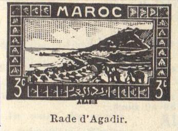 Les Timbres, Monnaies et Pièces du Maroc Timbre22