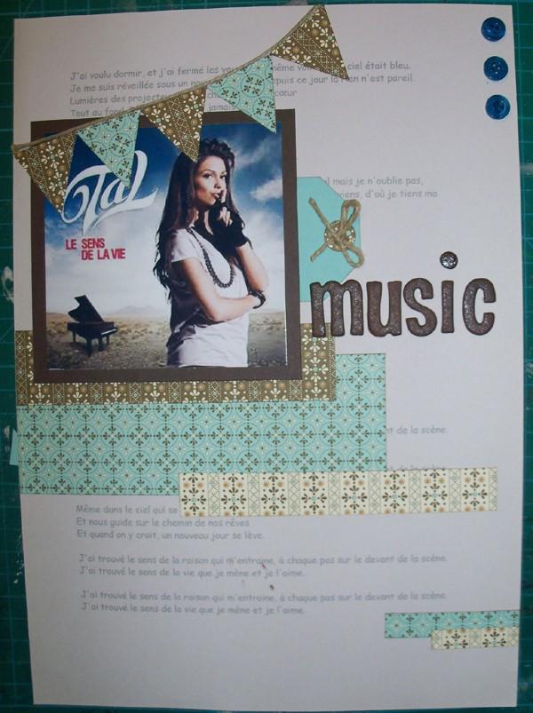 mon 52 semaines Music10