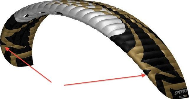 réglages Speed 3 19 m2 Flysur10