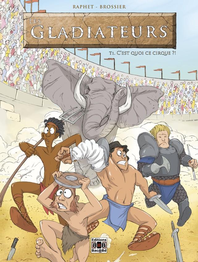 Les gladiateurs dans la BD - Page 3 Lesgla10