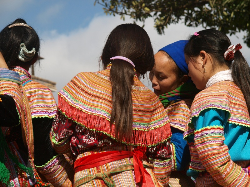 Nord Vietnam: Hmongs et Hanoi... Quelques autres P1157111