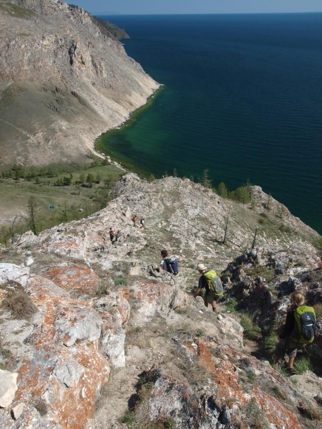 Trek le long du Baikal - Série 2 P8047015