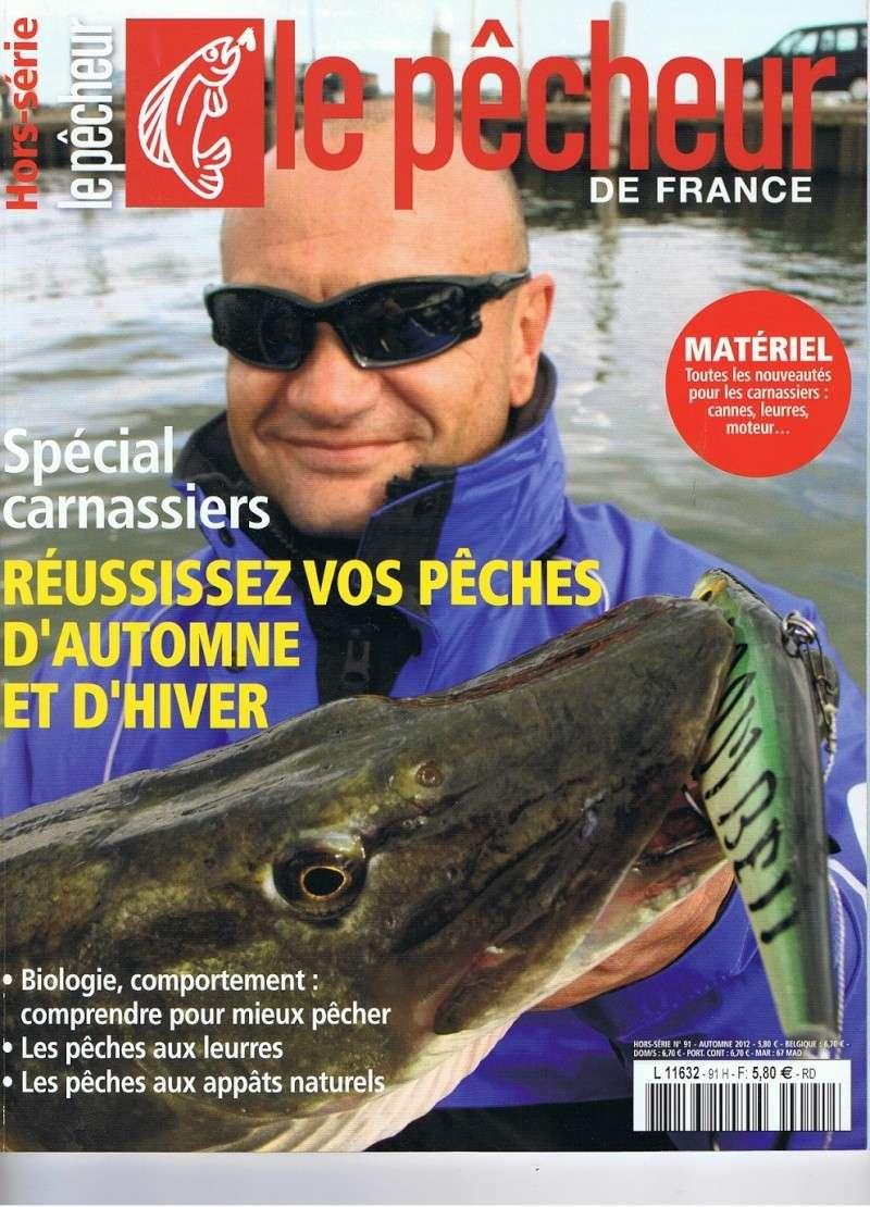Hors serie carnassier pecheur de France Cci02110