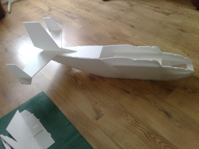 Cargo plane build 17072010