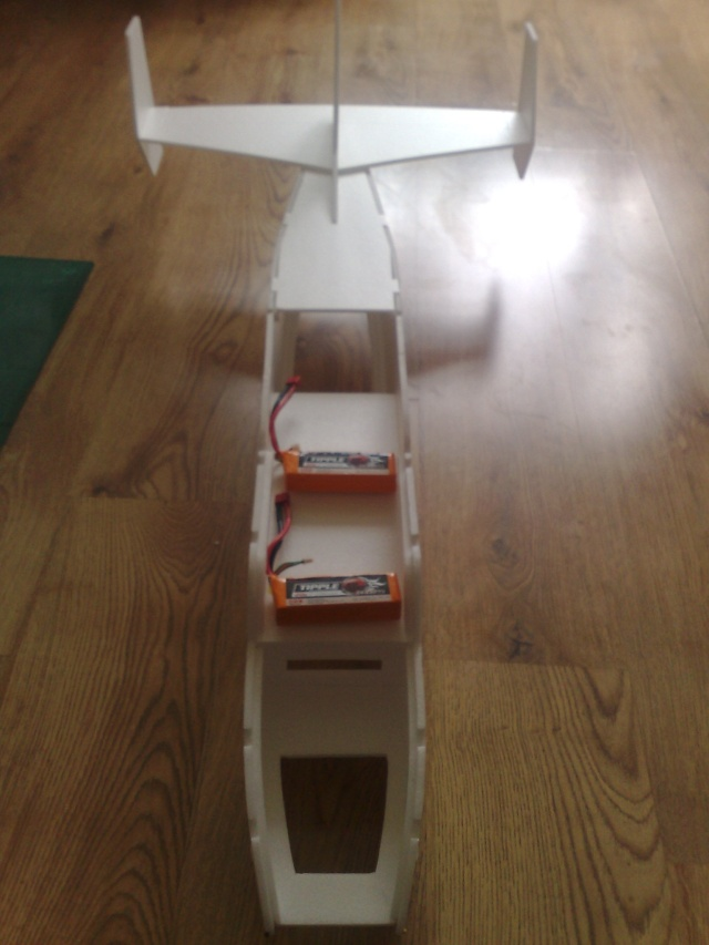 Cargo plane build 17072012