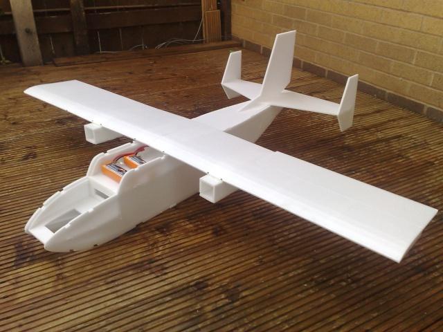 Cargo plane build 17072017