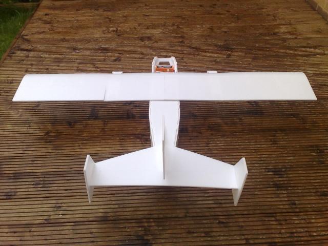 Cargo plane build 17072018