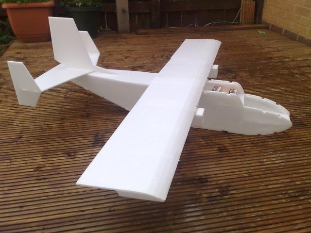 Cargo plane build 17072019