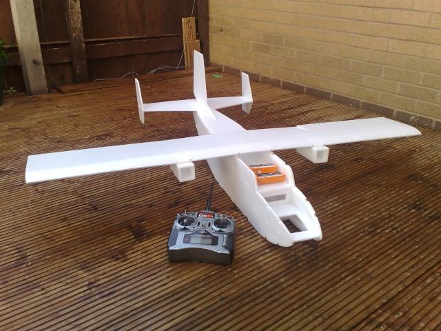 Cargo plane build 17072020