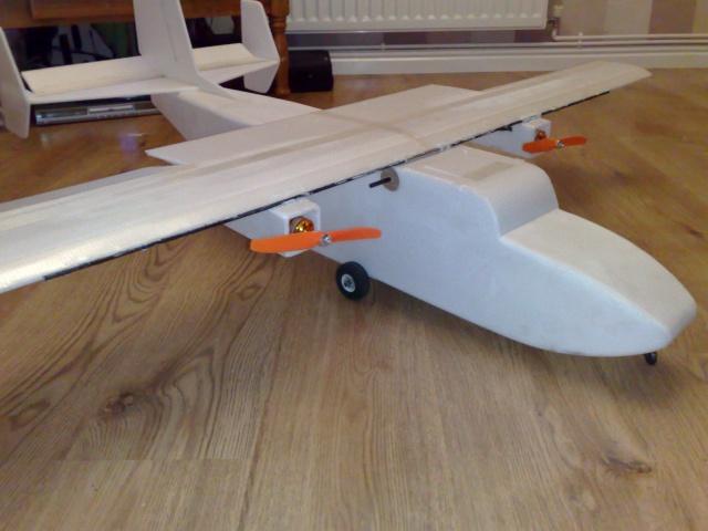 Cargo plane build 23072010