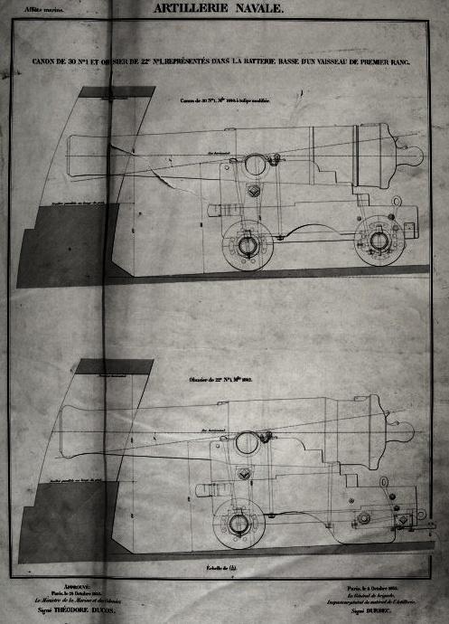 Canon-obusier à la Paixhan, modèle  1842, no 1 - Page 4 Canon_10