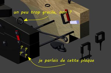 Canon-obusier à la Paixhan, modèle  1842, no 1 - Page 9 Plaque10