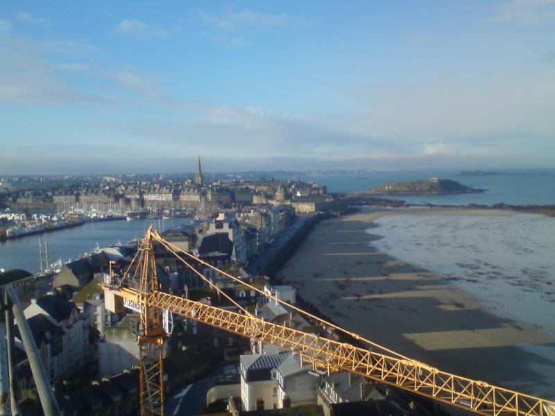 MD265 chantier a Saint Malo  18110