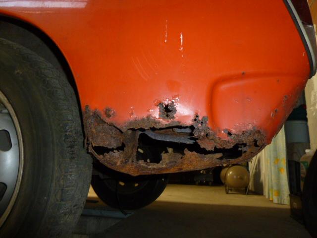 denis du bas rhin et sa Karmann Ghia de 73 sortie de grange - Page 2 P1010112