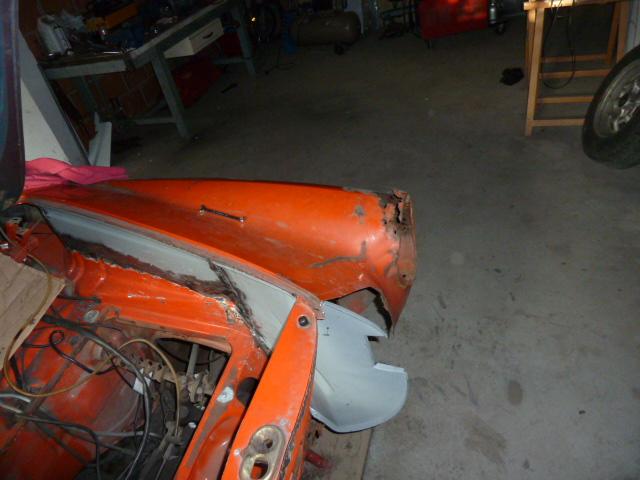 denis du bas rhin et sa Karmann Ghia de 73 sortie de grange - Page 2 P1030110