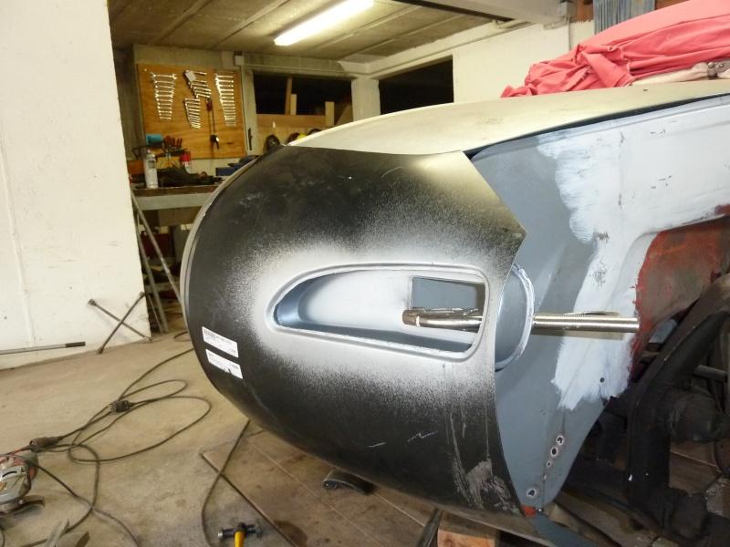 denis du bas rhin et sa Karmann Ghia de 73 sortie de grange - Page 2 P1030911