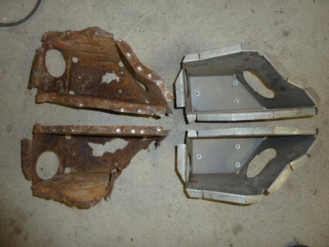 denis du bas rhin et sa Karmann Ghia de 73 sortie de grange - Page 2 P1040511