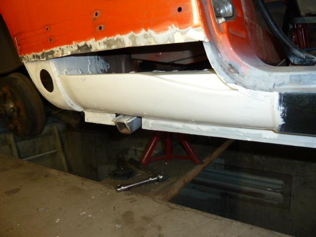 denis du bas rhin et sa Karmann Ghia de 73 sortie de grange - Page 2 P1050911