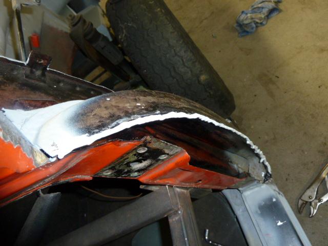 denis du bas rhin et sa Karmann Ghia de 73 sortie de grange - Page 4 P1070518