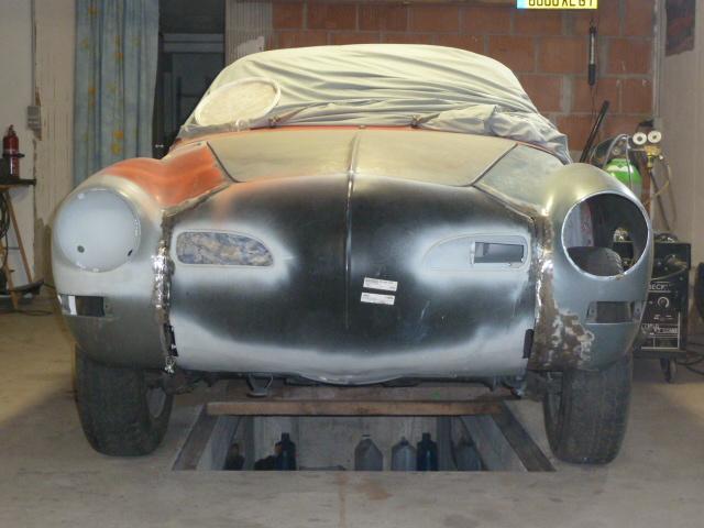 denis du bas rhin et sa Karmann Ghia de 73 sortie de grange - Page 4 P1070523
