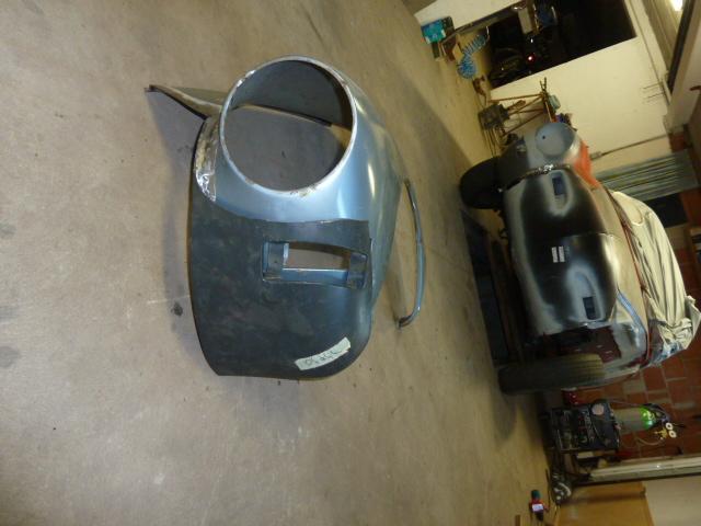 denis du bas rhin et sa Karmann Ghia de 73 sortie de grange - Page 4 P1070527