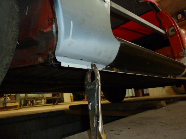 denis du bas rhin et sa Karmann Ghia de 73 sortie de grange - Page 4 P1070531