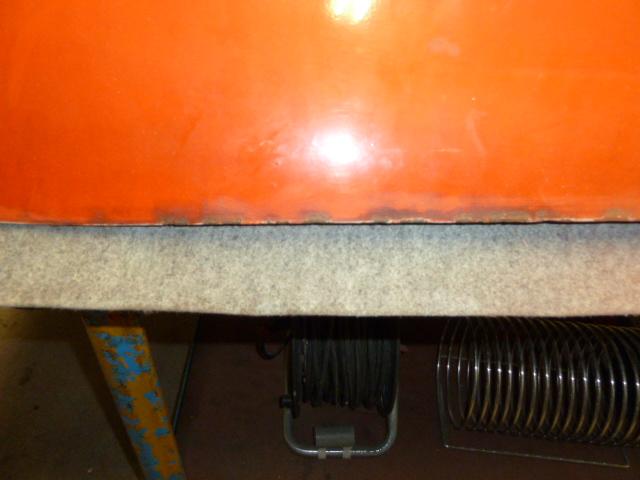 denis du bas rhin et sa Karmann Ghia de 73 sortie de grange - Page 5 P1070722