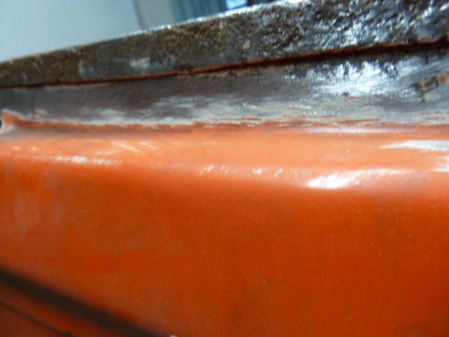 denis du bas rhin et sa Karmann Ghia de 73 sortie de grange - Page 5 P1070723