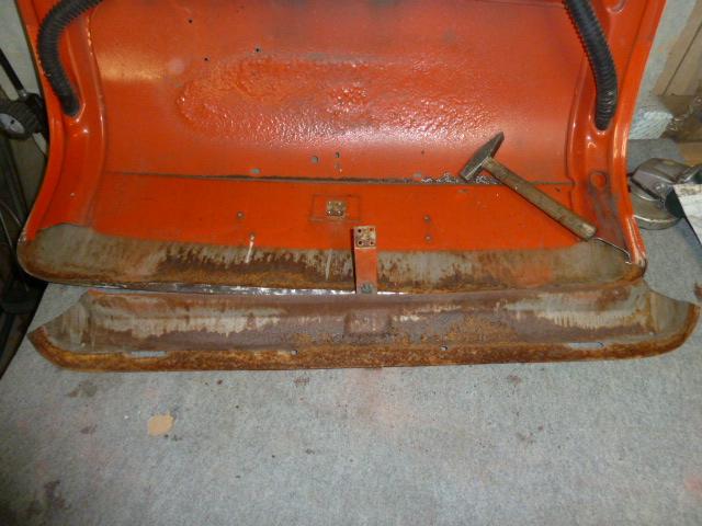 denis du bas rhin et sa Karmann Ghia de 73 sortie de grange - Page 5 P1070724