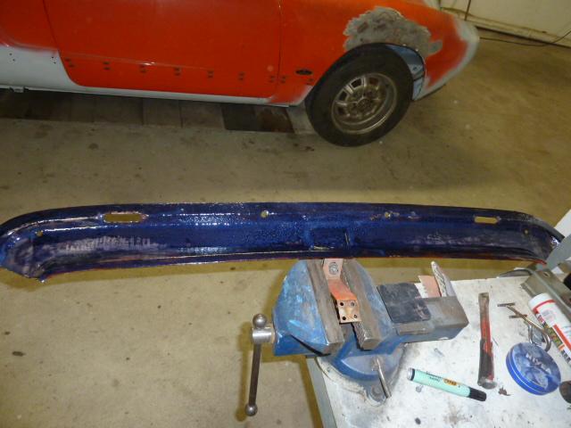 denis du bas rhin et sa Karmann Ghia de 73 sortie de grange - Page 5 P1070725
