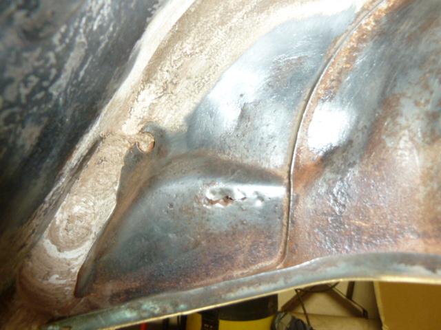 denis du bas rhin et sa Karmann Ghia de 73 sortie de grange - Page 5 P1070913