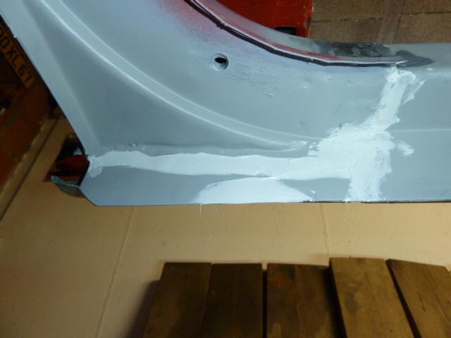 denis du bas rhin et sa Karmann Ghia de 73 sortie de grange - Page 5 P1070915