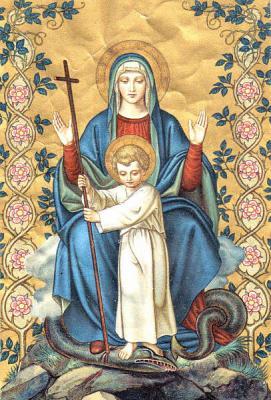 JNSR, ANNE CATHERINE EMMERICH ET MARIE D'AGREDA : SUR LA DIVINE IMMACULÉE CONCEPTION DE MARIE ! 13623210