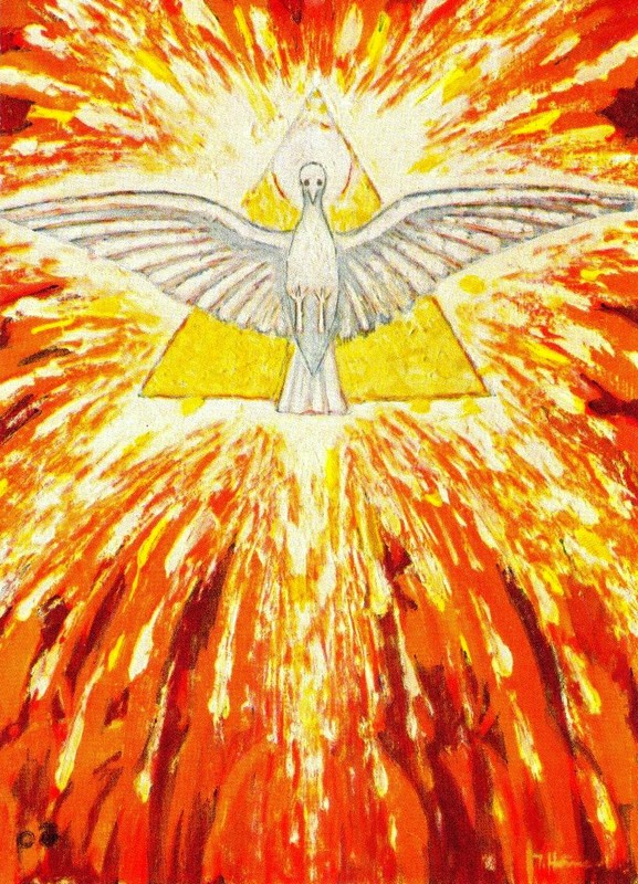 BARTHOLOMAEO : Qui désire traverser les épreuves à venir doit se consacrer aussi à l'Esprit Saint ! 22286910