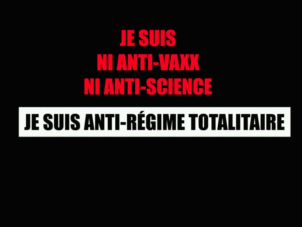 LE PASS SANITAIRE - LA VACCINATION OBLIGATOIRE : L'opposition s'organise partout dans le monde ! - Page 12 24012110