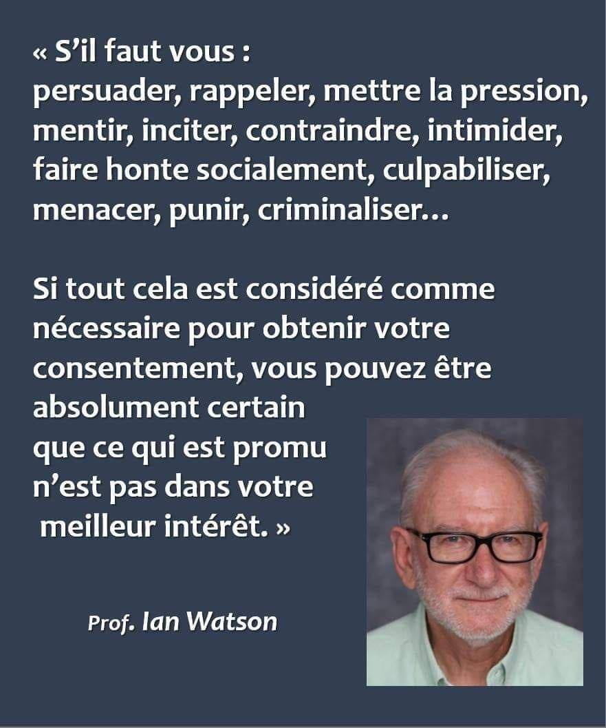 LA COVID : Les anti-VAXX versus les pro-VAXX ! 24249010